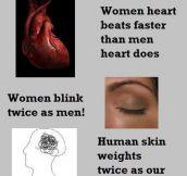 Body curiosities…