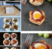 Awesome breakfast idea…