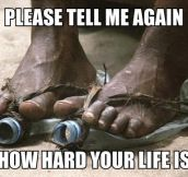 Please, do tell…
