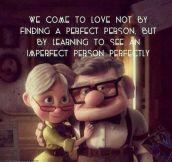 Inspiring love…