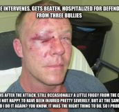 Good Guy Ex-Marine…