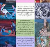 The real Disney stories…