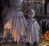 Sad Halloween…