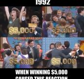 How game shows used to be…