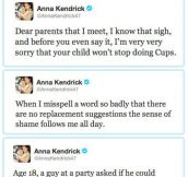 This woman comes up with the best tweets…