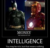 It's not just about the money…