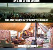 Just a coincidence? I don't think so…