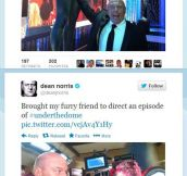 Breaking Bad's Dean Norris on Twitter…