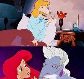 My favorite Disney character…