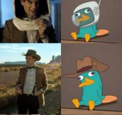 Doctor Who-Phineas and Ferb parallels…