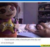Psycho Dora…