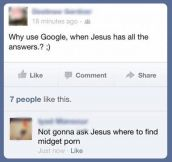 Why use Google?