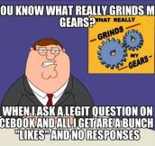 What really grinds my gears…