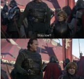 One of my favorite scenes of GOT…