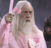 Gandalf the Pink…