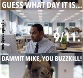 Geico Camel on 9/11…