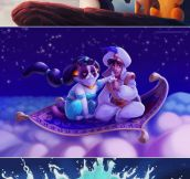 Grumpy Cat in Disney Movies…
