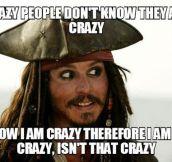Crazy Logic…