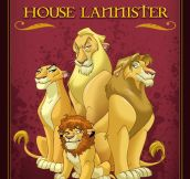 House Lannister…