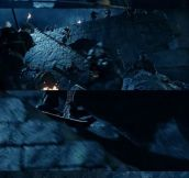 Legolas style…