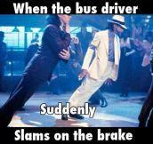 Inertia dance…