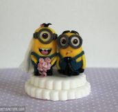 Minion wedding…