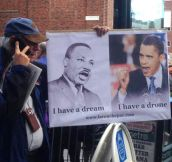 A message to Obama…