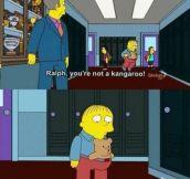 Identity crisis Ralph…