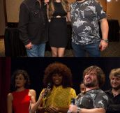 School Of Rock reunited 10 years later…