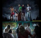 Scooby Doo got badass…