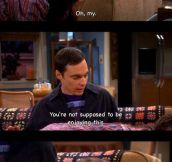 50 Shades Of Sheldon…