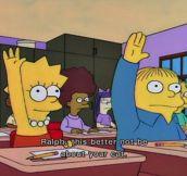 Oh Ralph…