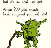 If Dr. Seuss wrote Star Wars…