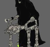 Imperial Walker…