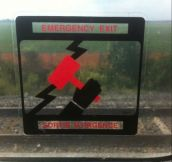 What to do in case of emergency…