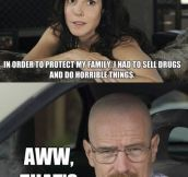 Poor Nancy Botwin…