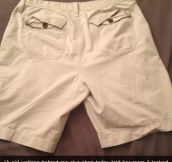 Angry shorts…