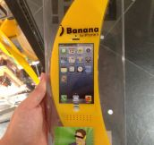 Banana phone case…