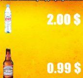 Why people get drunk…