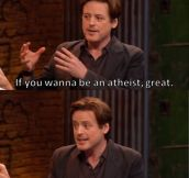 John Fugelsang on religion…