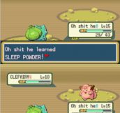 The best Pokemon name ever…