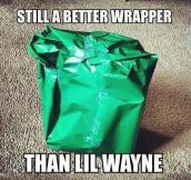 Still a better wrapper…