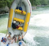 How to make a raft float better…