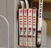 Librarian humor…
