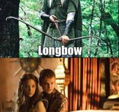 What type of bow do you prefer?