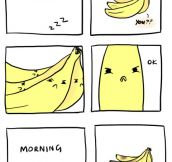 The truth behind the bruises on bananas…