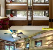 So adult bunk beds is a real thing…