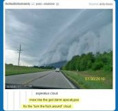 The asperatus cloud…