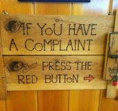 Kiwi complaints station…