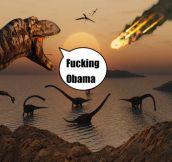 Not again, Obama…